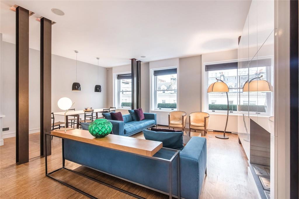 5 Bedrooms Penthouse Flat for sale in Queen's Gate Terrace, London, SW7
