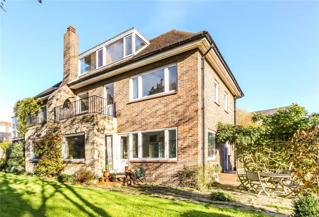 6 Bedrooms Detached House for sale in Bacons Lane, Highgate Village, London, N6