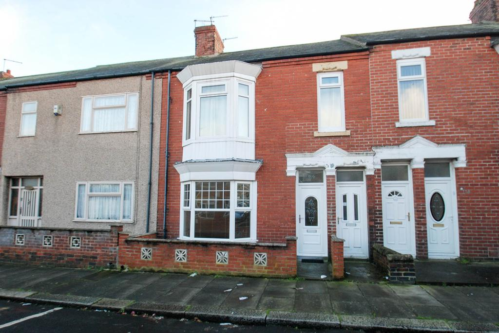1 Bedroom Flat for sale in Leighton Street, South Shields