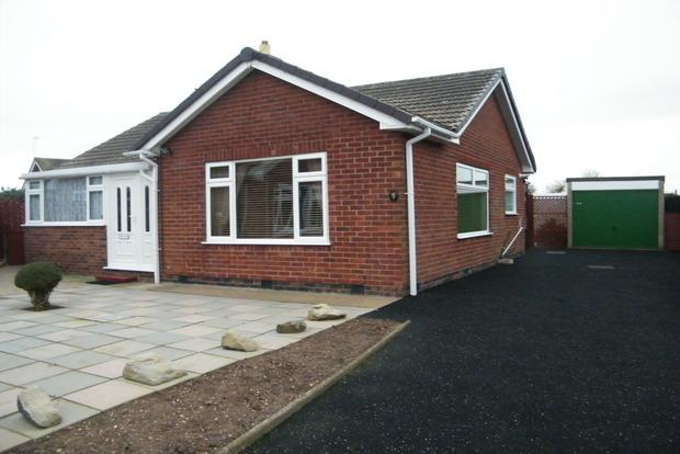 2 Bedrooms Detached Bungalow for sale in Abbey Close, Skegness, PE25