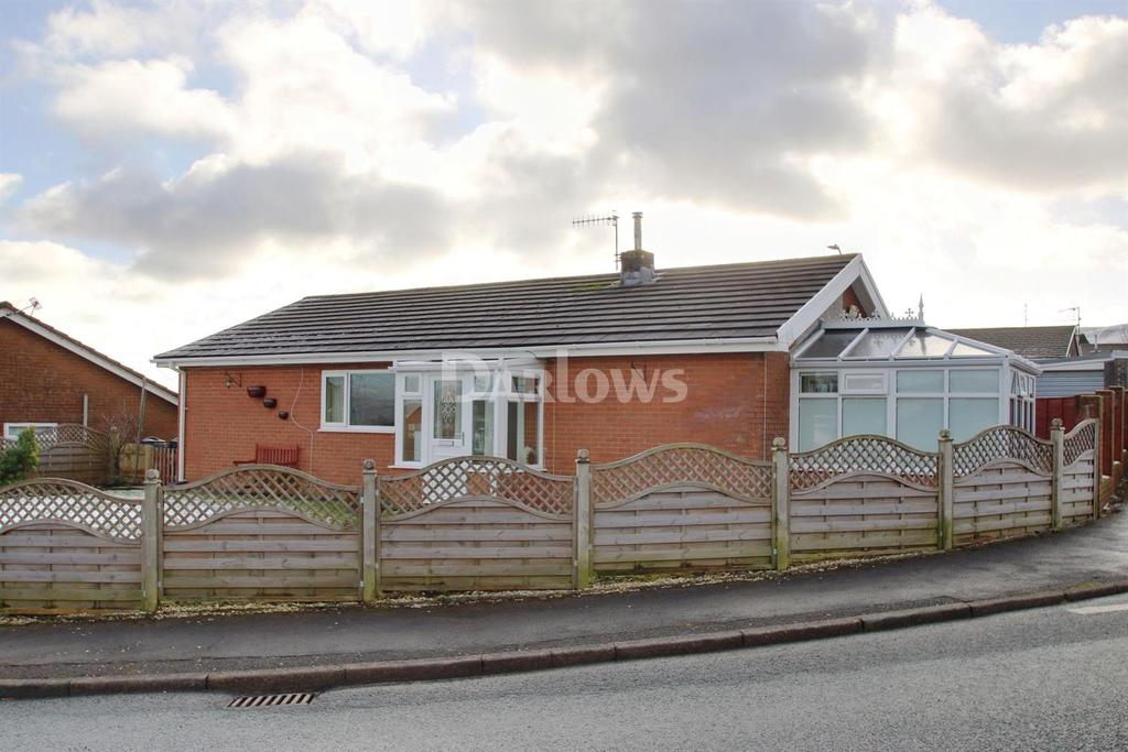 3 Bedrooms Bungalow for sale in St Fagans Grove Merthyr Tydfil