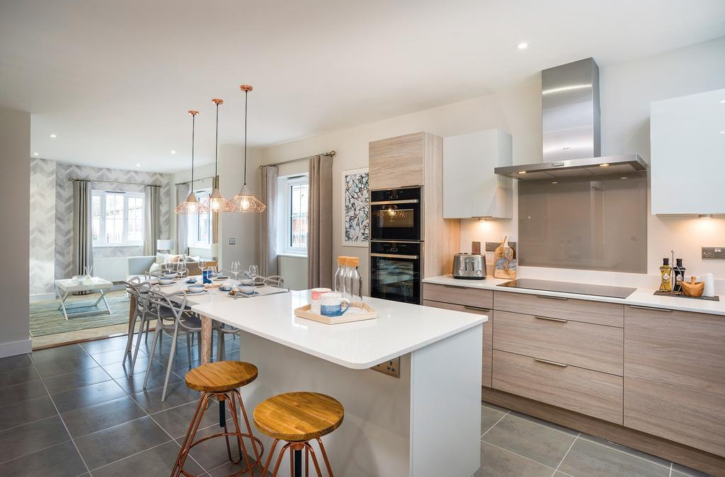 3 Bedrooms Detached House for sale in Priors Orchard, Main Road, Southbourne, PO10
