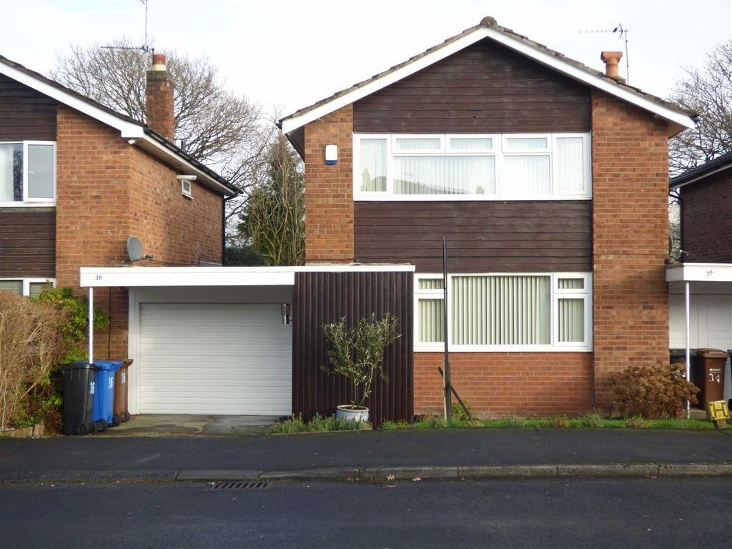 3 Bedrooms Detached House for sale in Henley Avenue, Cheadle Hulme, Cheshire