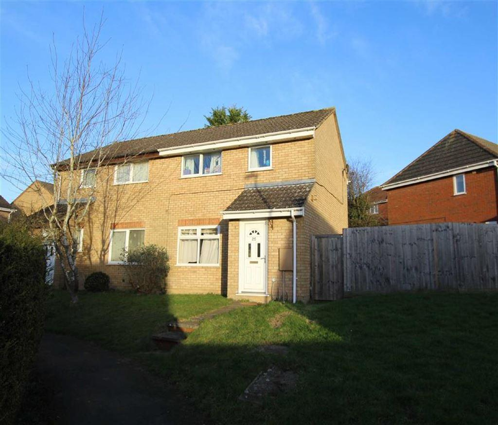 3 Bedrooms Semi Detached House for sale in 25, Bannerman Drive, Brackley
