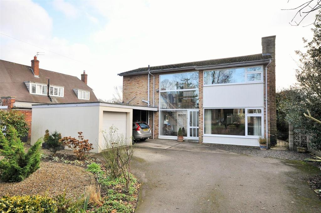 4 Bedrooms Detached House for sale in Church Lane, Nether Poppleton, York