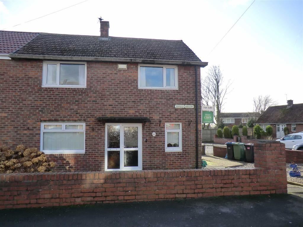 3 Bedrooms Semi Detached House for sale in 9, Hallgarth, Kirk Merrington