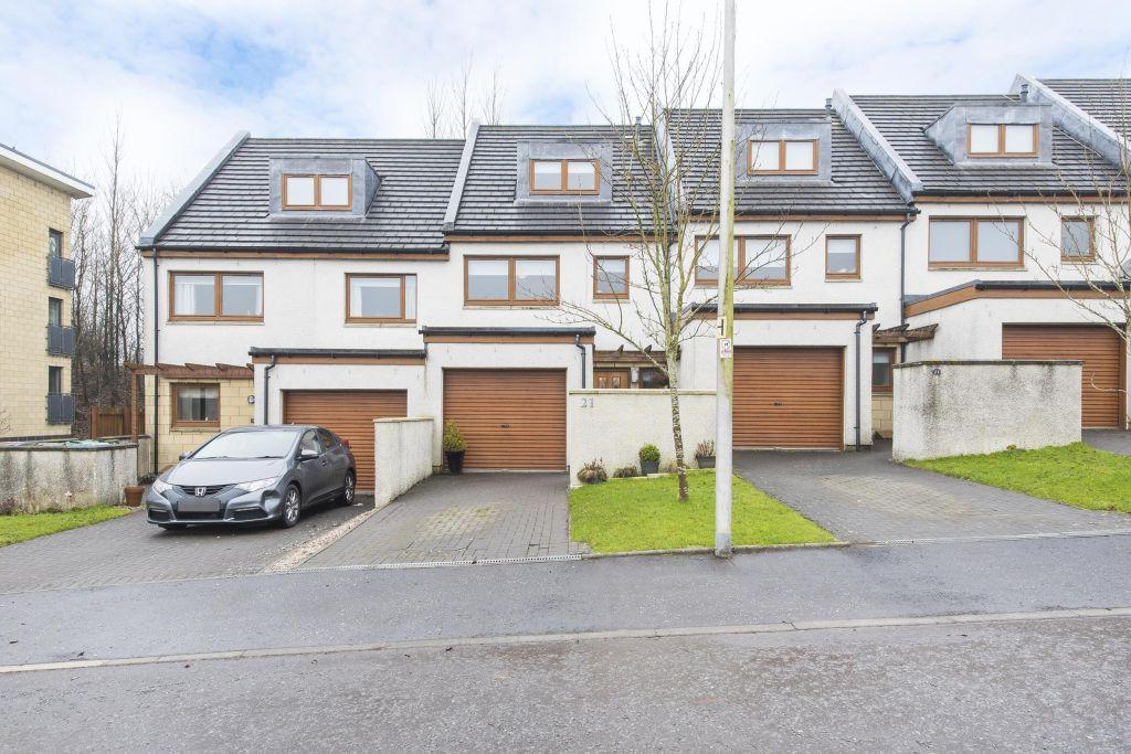 4 Bedrooms Villa House for sale in 21 New Abbey Road, Gartcosh, Glasgow, G69 8AD