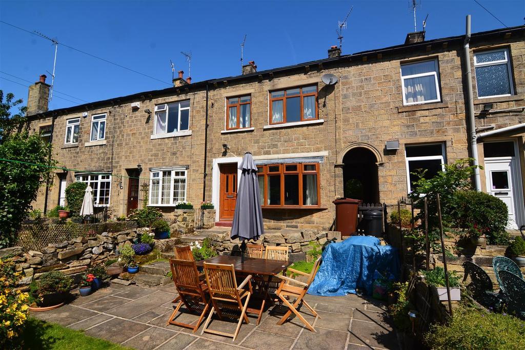 2 Bedrooms Terraced House for sale in Calverley Bridge, Rodley