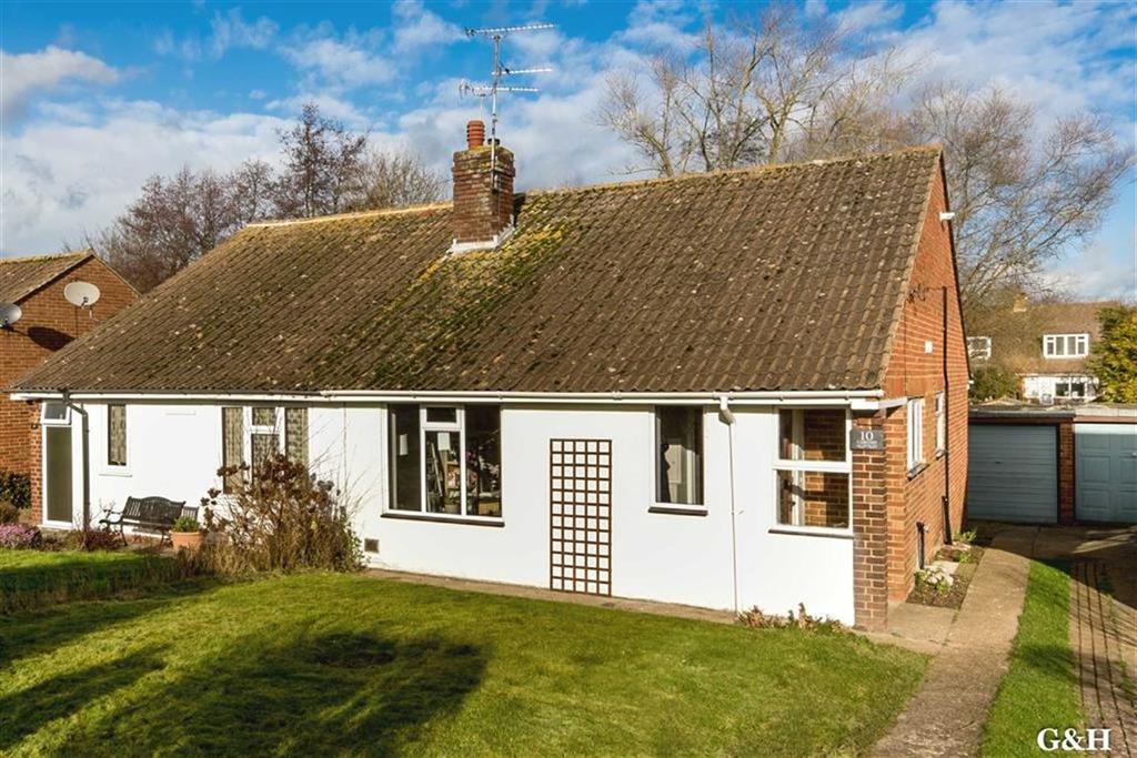 2 Bedrooms Semi Detached Bungalow for sale in Meadowbrook Road, Kennington, Ashford