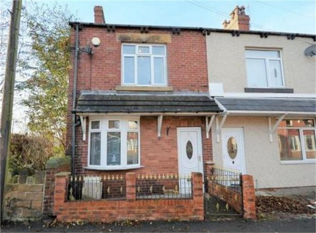 3 Bedrooms Detached House for sale in Stonyford Road, Wombwell, BARNSLEY, South Yorkshire
