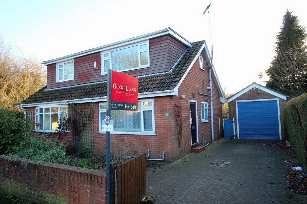 4 Bedrooms Detached House for sale in Main Street, Cherry Burton