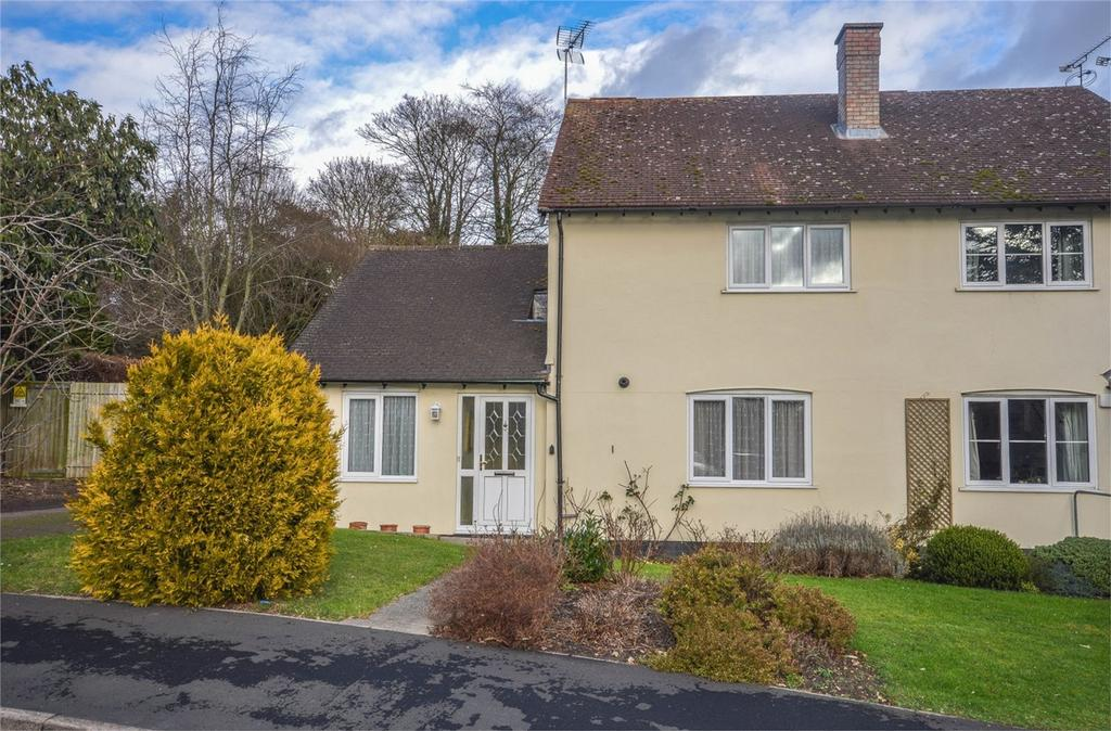 3 Bedrooms Semi Detached House for sale in Ash Meadow, MUCH HADHAM, Hertfordshire