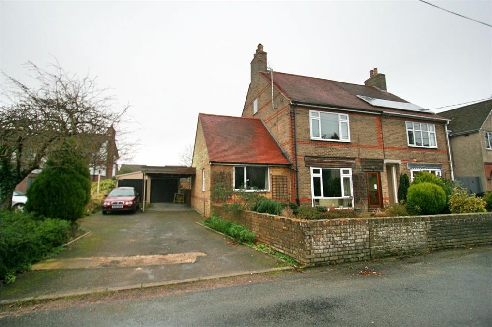 3 Bedrooms Semi Detached House for sale in North Road, Tollesbury, Maldon, Essex