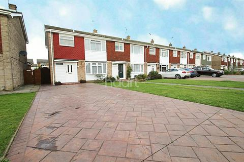 3 bedroom end of terrace house for sale - Waveney Drive, Chelmsford