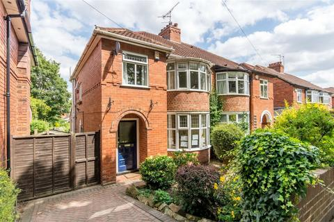 3 bedroom semi-detached house to rent - Greencliffe Drive, York