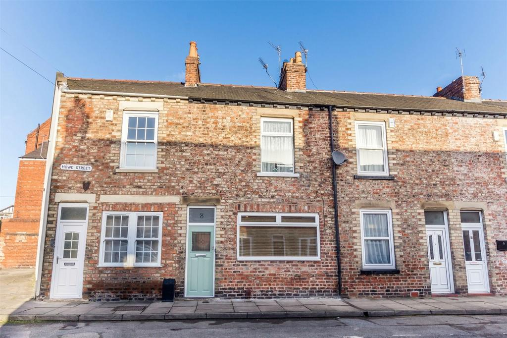 2 Bedrooms Terraced House for sale in Howe Street, YORK