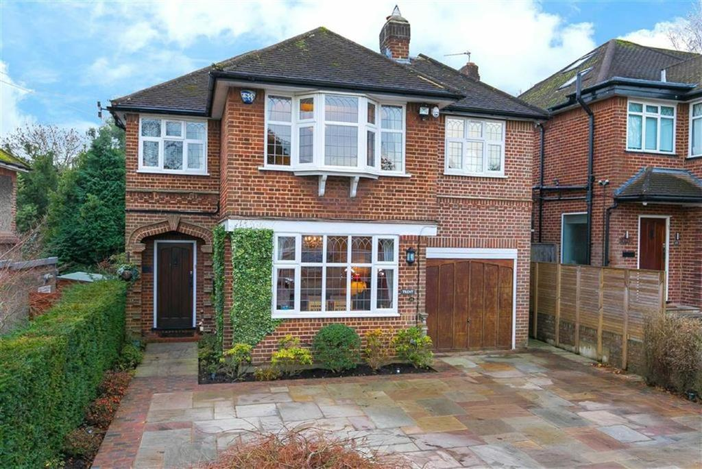 4 Bedrooms Detached House for sale in Willow End, Totteridge, London