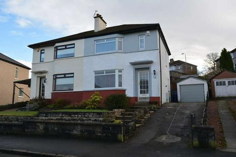 3 bedroom semi-detached villa for sale - 19 Woodend Drive, Ralston, Paisley, PA1 3DX