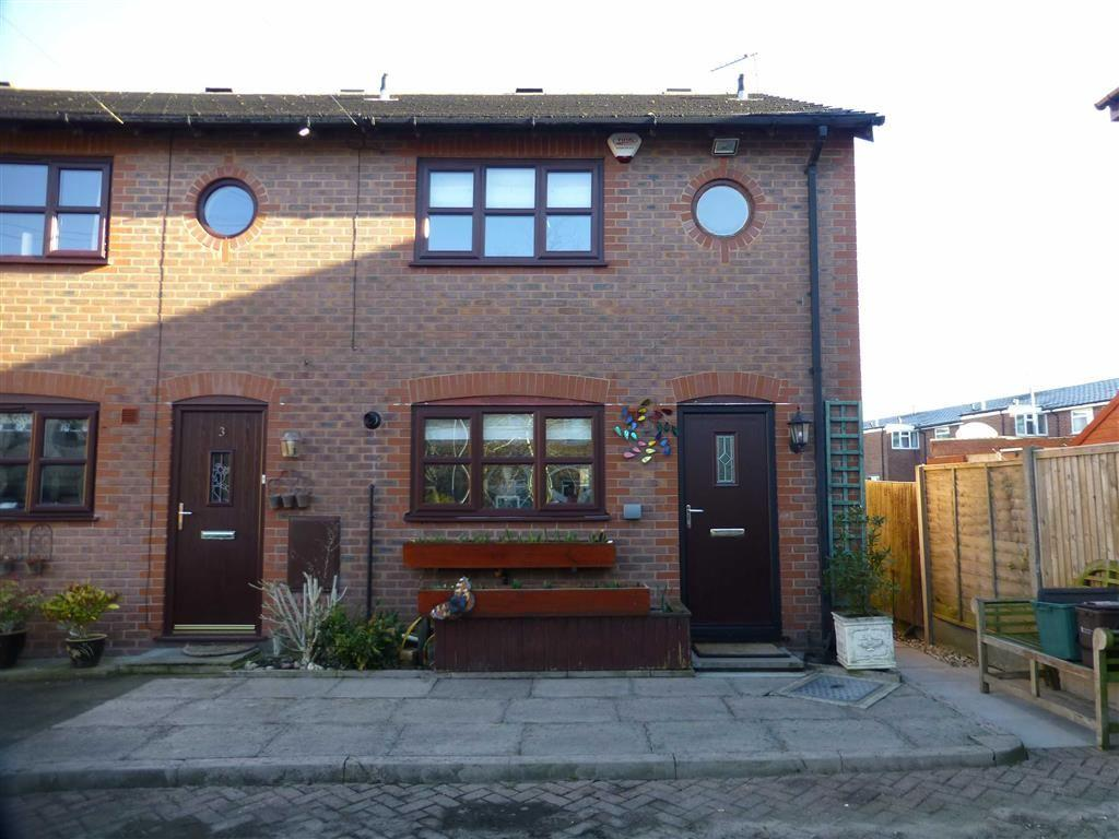 2 Bedrooms Cottage House for sale in Glencoe Cottages, Station Road, Northwich, Cheshire