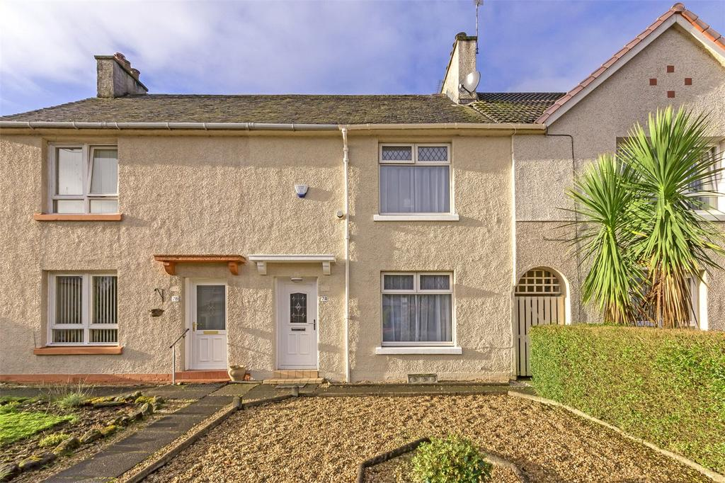 2 Bedrooms Terraced House for sale in 74 Airth Drive, Mosspark, Glasgow, G52