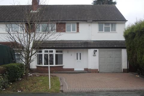 4 bedroom semi-detached house to rent - Trinity Road, Four Oaks, Sutton Coldfield, B75 6TG