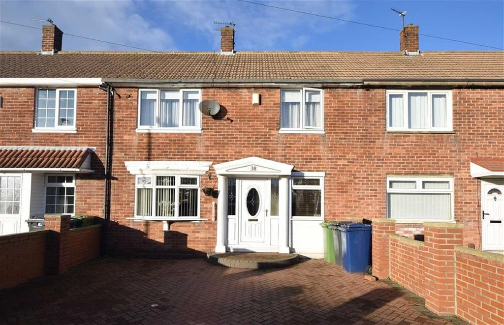 2 Bedrooms Terraced House for sale in Orpen Avenue, South Shields