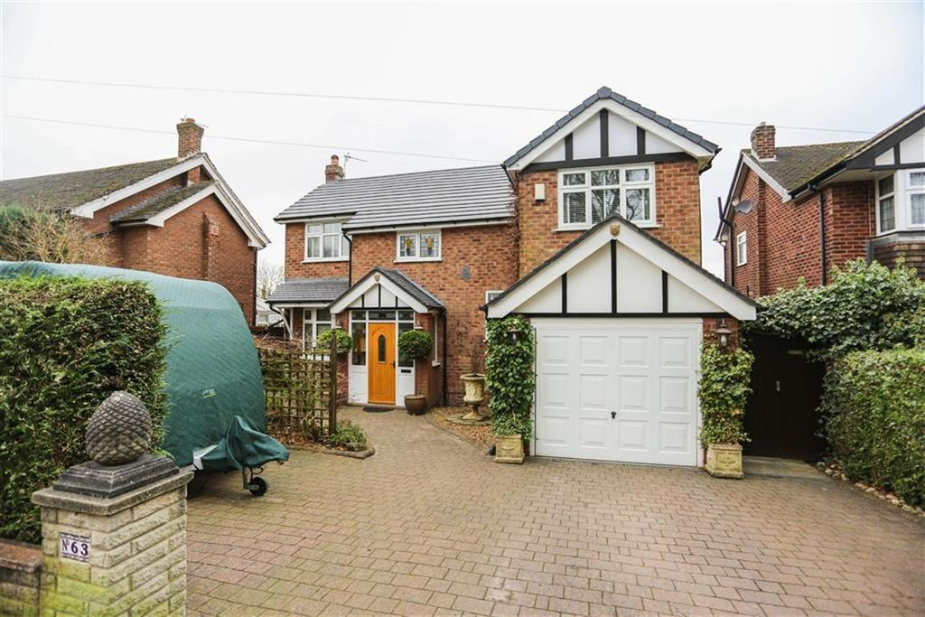 4 Bedrooms Detached House for sale in Dale Road, Marple, Cheshire