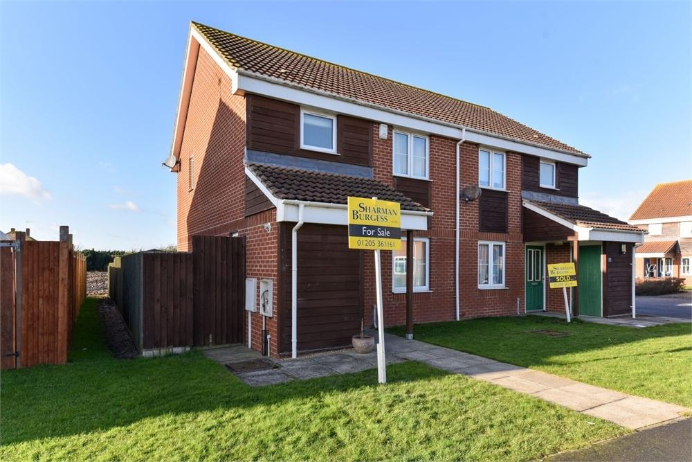 2 Bedrooms Semi Detached House for sale in Scotia Road, Boston, Lincolnshire