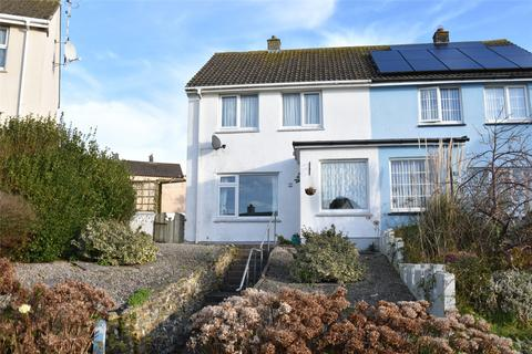 2 bedroom semi-detached house for sale - Trembath Crescent, Newquay