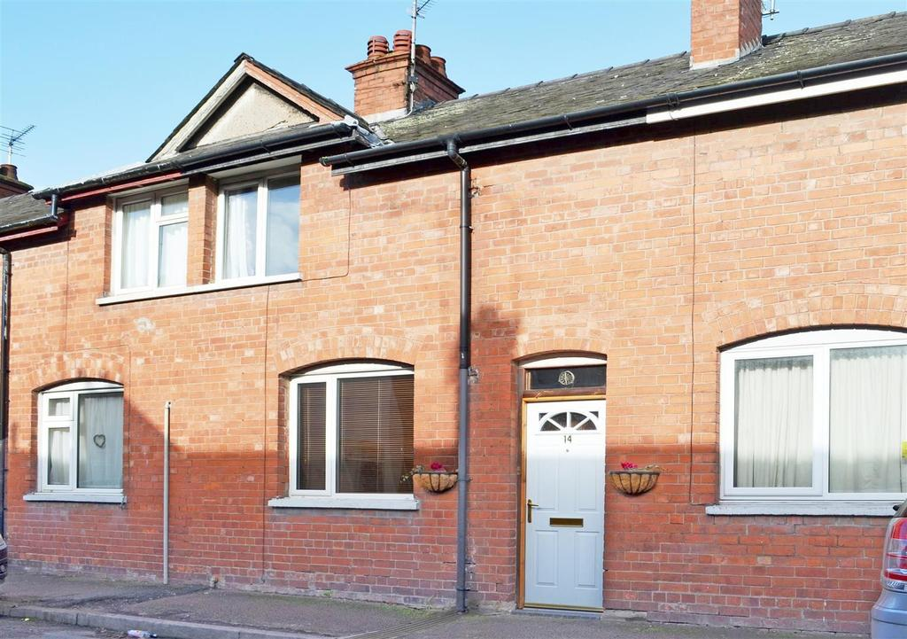 2 Bedrooms House for sale in Moor Street, Hereford, HR4