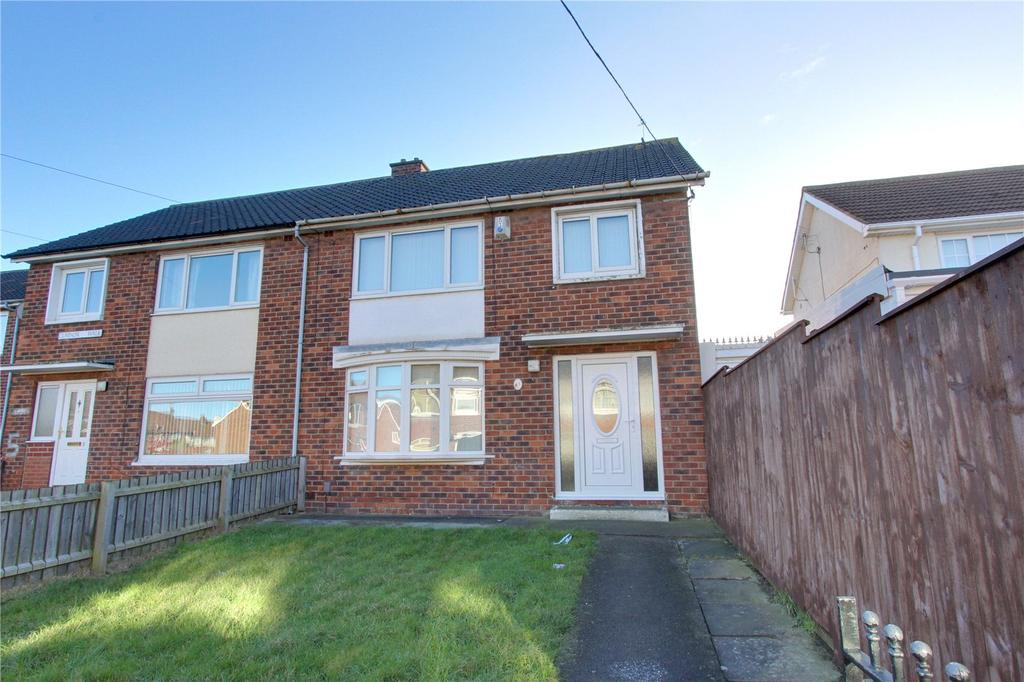 3 Bedrooms Semi Detached House for sale in Cumnor Walk, Pallister Park