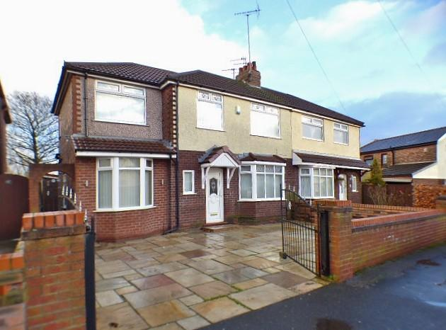 4 Bedrooms House for sale in Heath Road, Widnes