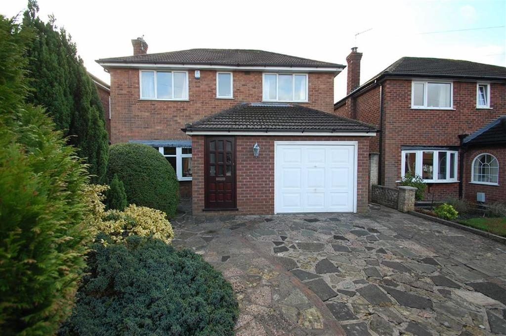 3 Bedrooms Detached House for sale in Crossway, Bramhall, Cheshire