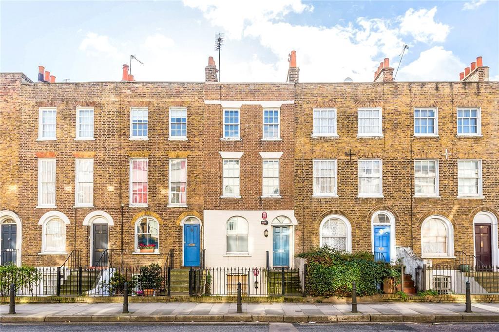 3 Bedrooms Maisonette Flat for sale in Balls Pond Road, London, N1