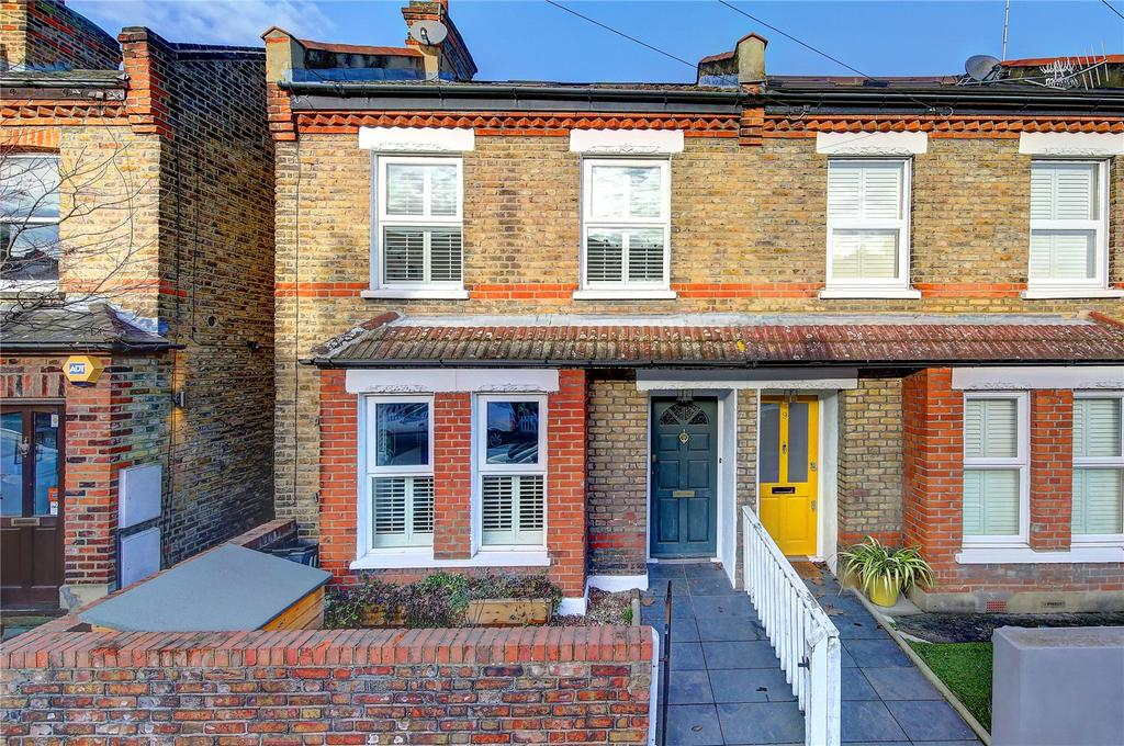 4 Bedrooms End Of Terrace House for sale in Gravel Road, Twickenham, TW2