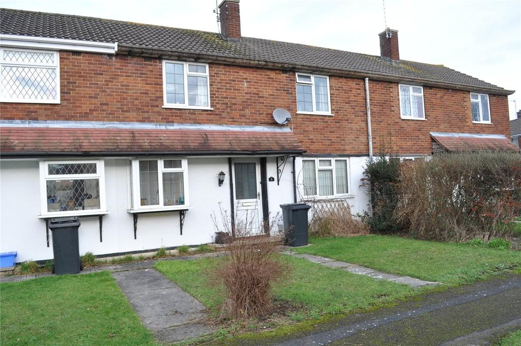3 Bedrooms Terraced House for sale in Constable Road, Upper Stratton, Swindon, Wiltshire, SN2
