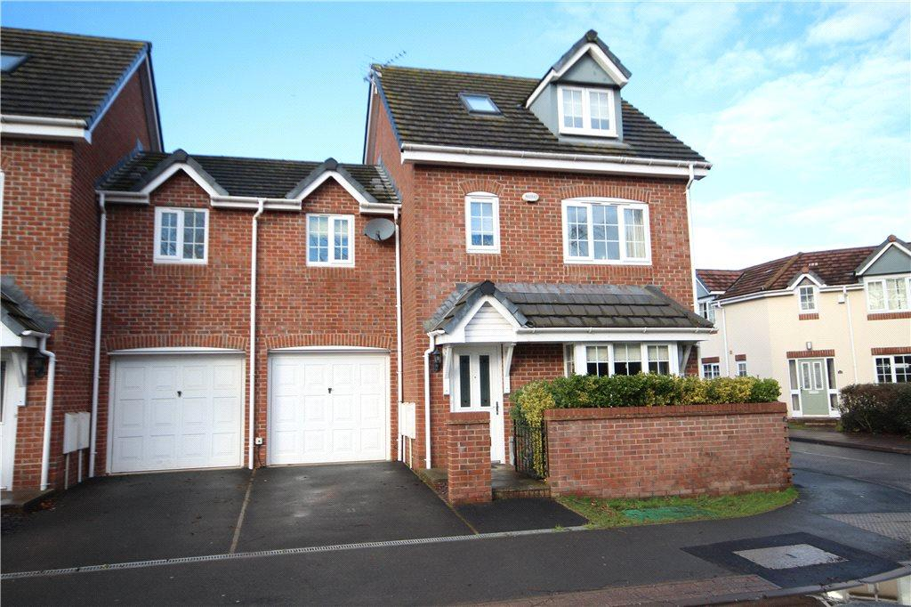 5 Bedrooms Semi Detached House for sale in Woodfield Close, Kingstone, Hereford, HR2