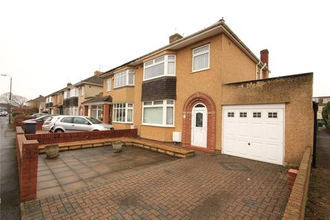 3 bedroom semi-detached house for sale - Fouracre Crescent, Bromley Heath, Bristol, BS16