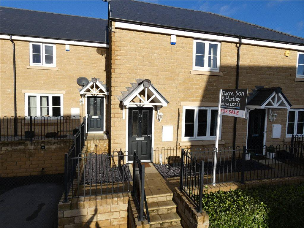 2 Bedrooms Terraced House for sale in Honey Pot Drive, Baildon, West Yorkshire