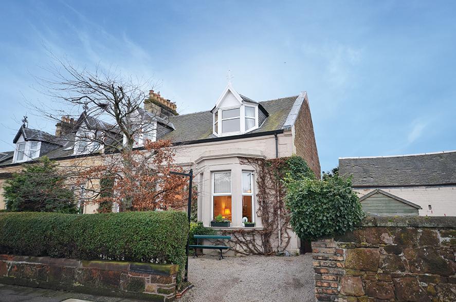5 Bedrooms Semi-detached Villa House for sale in Greystones Ashgrove Street, Ayr, KA7 3AQ