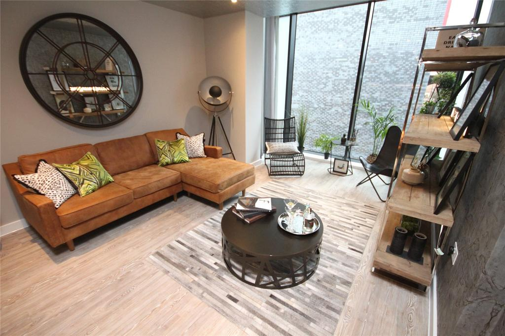 2 Bedrooms Flat for sale in Potato Wharf, Wilson, Manchester, Greater Manchester, M3
