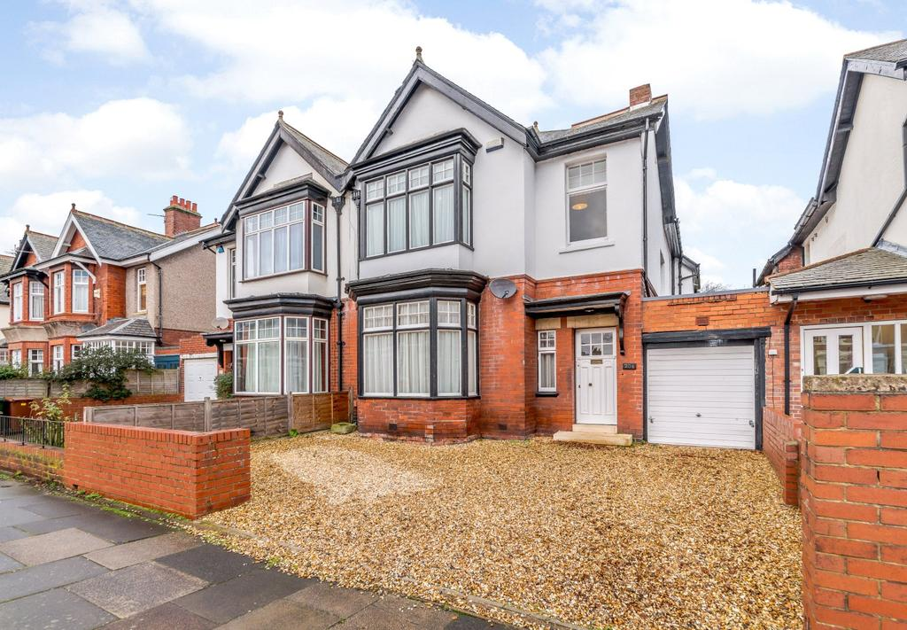 4 Bedrooms Semi Detached House for sale in Osborne Road, Jesmond, Newcastle Upon Tyne, Tyne And Wear
