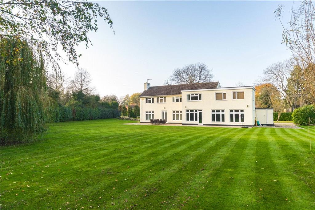 6 Bedrooms Detached House for sale in Hurst Lane, Cumnor, Oxford, OX2