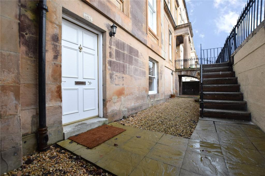 2 Bedrooms Apartment Flat for sale in Basement, Woodside Terrace, Park, Glasgow
