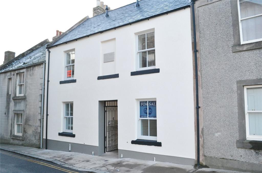 2 Bedrooms Terraced House for sale in 23B, Tweed Street, Berwick-Upon-Tweed, Northumberland