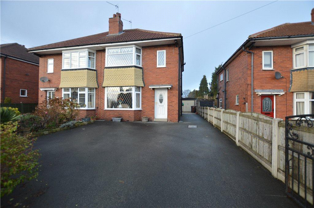 3 Bedrooms Semi Detached House for sale in Haigh Road, Rothwell, Leeds