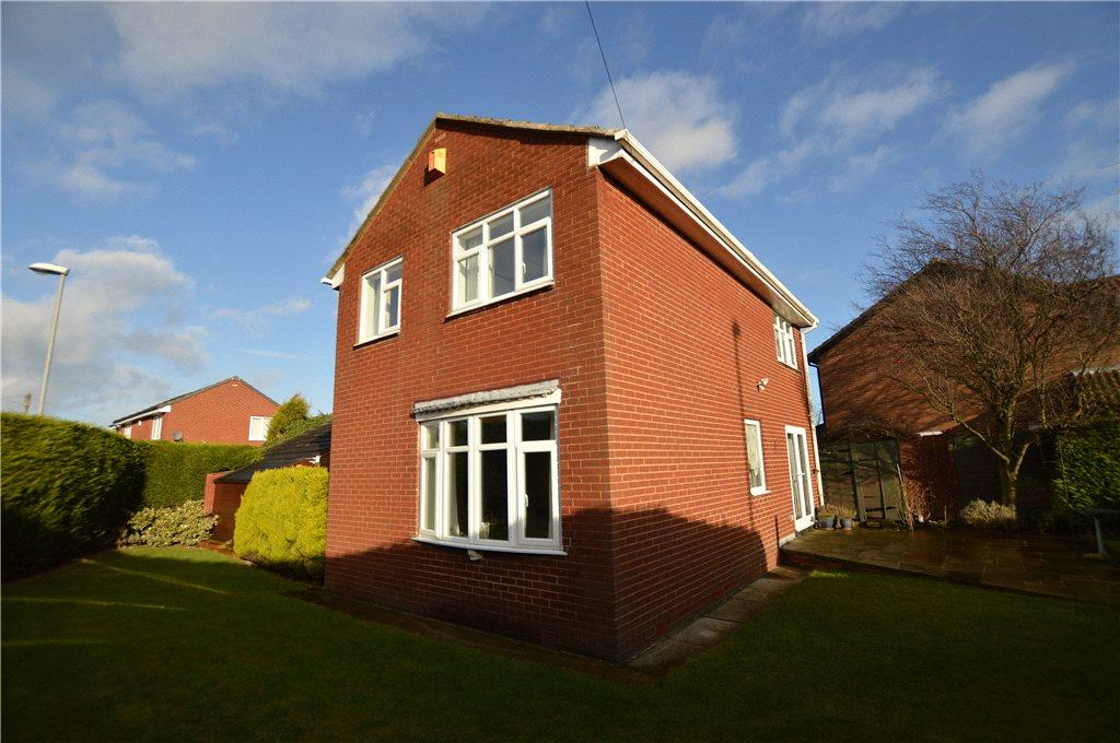 3 Bedrooms Detached House for sale in Westfield Road, Rothwell, Leeds, West Yorkshire