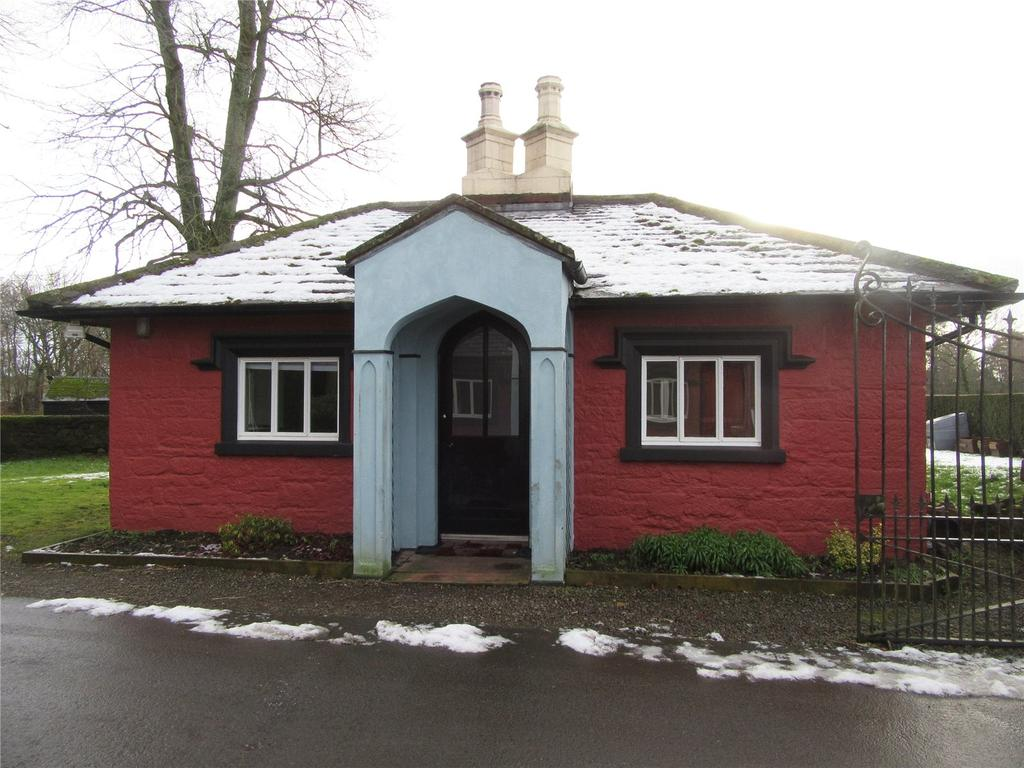 1 Bedroom Detached Bungalow for rent in Cowhill, Holywood, Dumfries, DG2