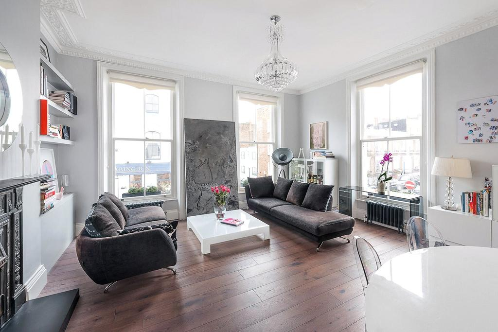 5 Bedrooms Flat for sale in Abingdon Road, Kensington, London