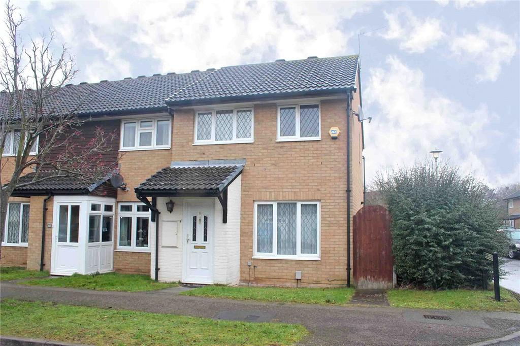 3 Bedrooms End Of Terrace House for sale in Forresters Drive, Welwyn Garden City, Hertfordshire